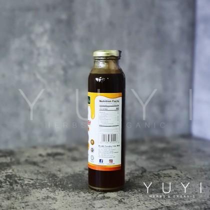 【Health Paradise】Ginger Infused Raw Honey - 410g