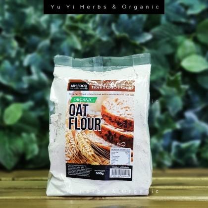 【MH Food】有机燕麦粉 Organic Oat Flour - 500gm