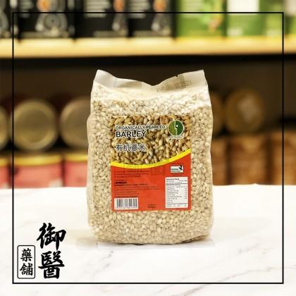 【MH Food】有机薏米 Organically Pearled Barley - 500g