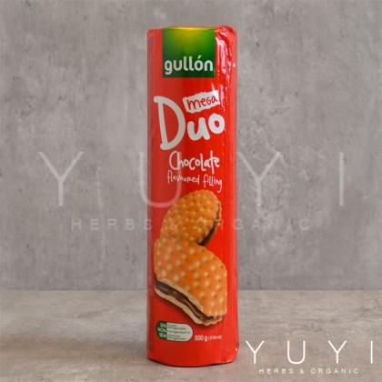 【Gullon】Mega Duo Chocolate Flavoured Filling - 500g