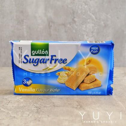 【Gullon】Sugar Free Chocolate/Vanilla Wafer - 210g